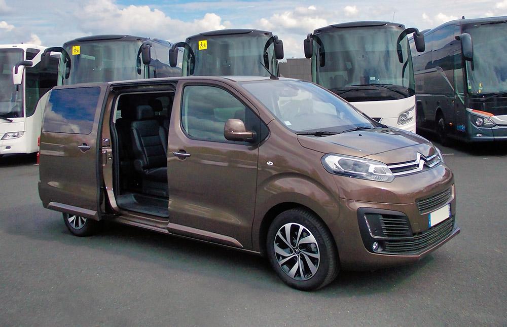 Citroën Spacetourer 8 places